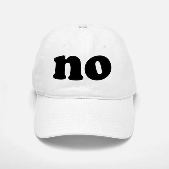 noblack Baseball Baseball Cap