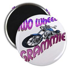 TWO WHEELIN GRAMMIE Magnet
