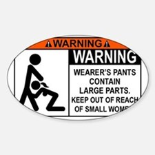 choking-hazard Decal