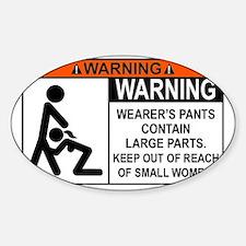 choking-hazard Stickers