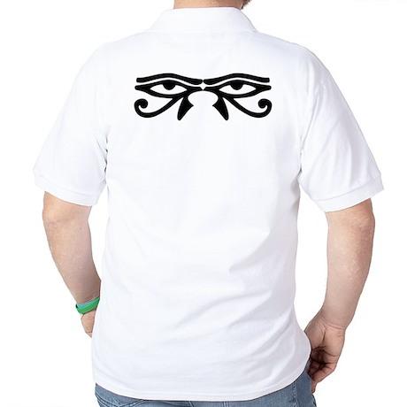 Eye of Horus Golf Shirt