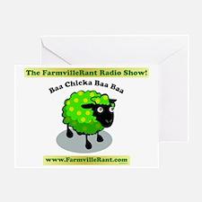 baa-chicka-baa-baa Greeting Card