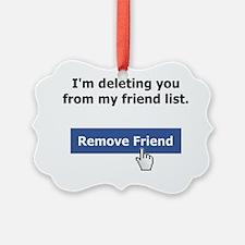 Friend Delete_Light copy Ornament