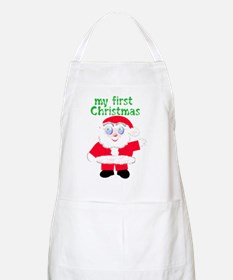 first-christmas Apron