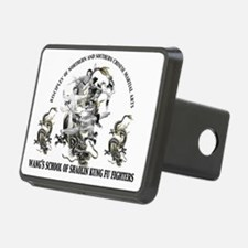 dragonIII Hitch Cover