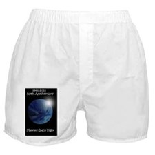 space-anniversary Boxer Shorts