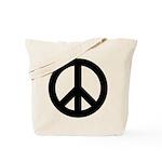 Peace / CND Tote Bag