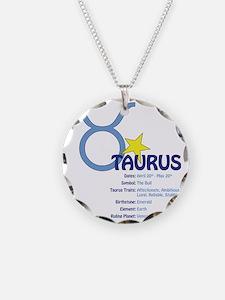 Taurusdetail Necklace