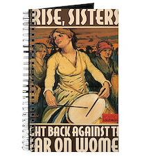 WAR WOMEN SISTERS CAFE Journal