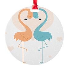 flamingos cp4 Ornament