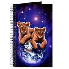 Lion Cubs on Earth Journal