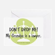 lawyer-grandpa Greeting Card