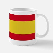 Spanish Flag - Civil Mug