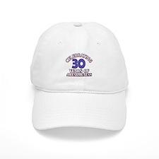 Awesome at 30 birthday designs Baseball Cap