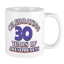 Awesome at 30 birthday designs Mug