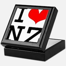 loveNZ Keepsake Box