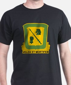 18th Cavalry Regiment T-Shirt