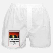 druid-fluid-mead Boxer Shorts