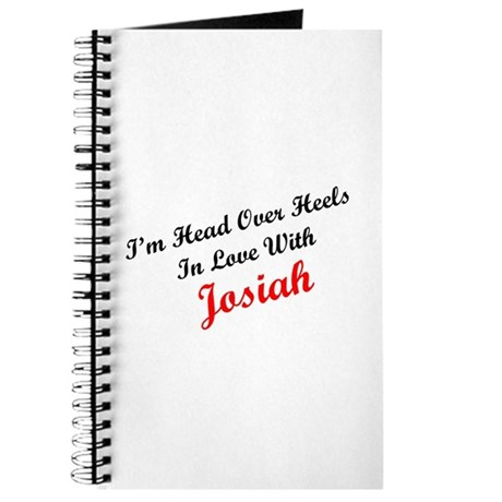 In Love with Josiah Journal