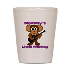 little monkey Shot Glass
