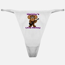 little monkey Classic Thong