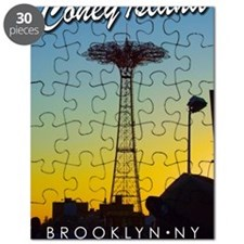 Poster-Coney-Parachute Puzzle