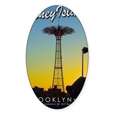 Poster-Coney-Parachute Decal