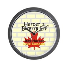 Harpers Bizzare Wall Clock