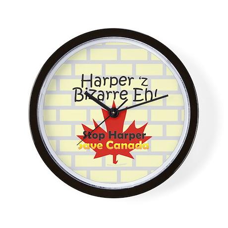 Harpers Bizzare Wall Clock