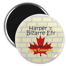 Harpers Bizzare Magnet