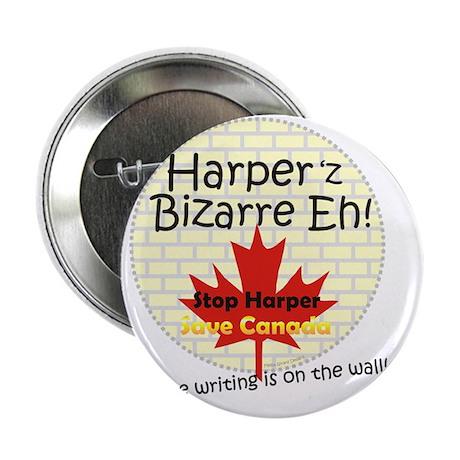 """Harpers Bizarre 2.25"""" Button"""