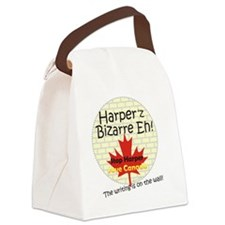 Harpers Bizarre Canvas Lunch Bag