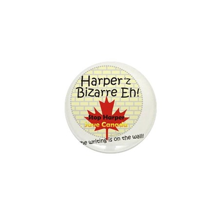 Harpers Bizarre Mini Button