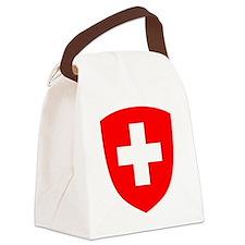 switzerland1 Canvas Lunch Bag