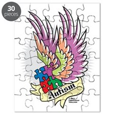 autism--wings-tattoo Puzzle