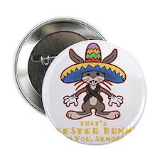 """meester-bunny-DKT 2.25"""" Button"""