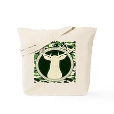 ipad2 camo buck Tote Bag