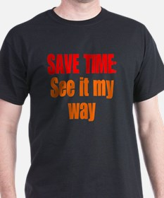 save-time_tall1 T-Shirt
