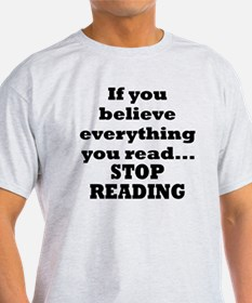 reading_rnd2 T-Shirt