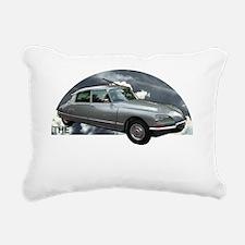 Mentalist.car Rectangular Canvas Pillow