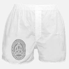 Patriarchal Cross Boxer Shorts