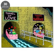 Tunnels Puzzle