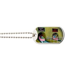 Tunnels Dog Tags