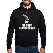 huckleberry2white Hoodie