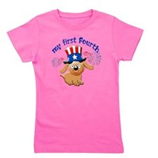 firsst-fourth Girl's Tee