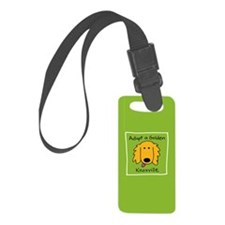 tall agk logo for phones Luggage Tag