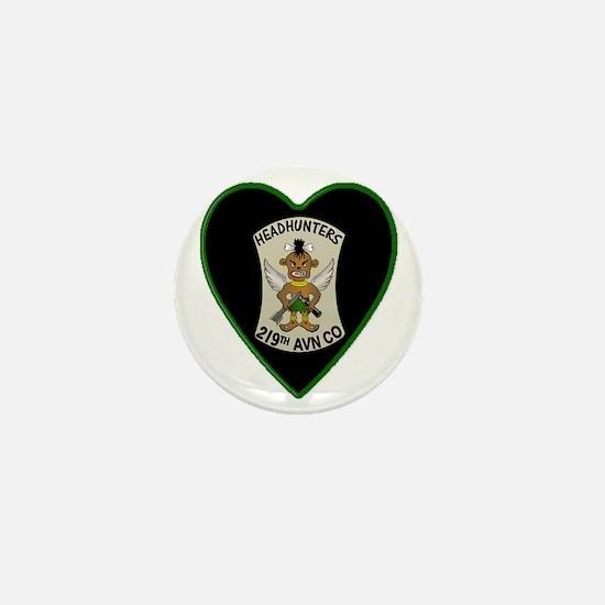 219th-RAC-Heart-neckless Mini Button