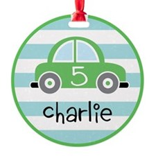 charlie car Ornament