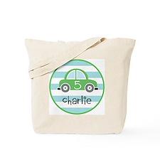 charlie car Tote Bag