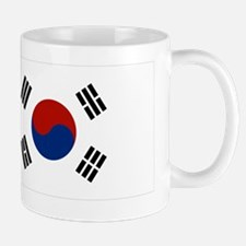 South Korean Flag Mug